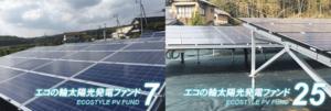 太陽光投資ファンド「エコの輪クラウドファンディング」7号・25号ファンドの分配実績を公開