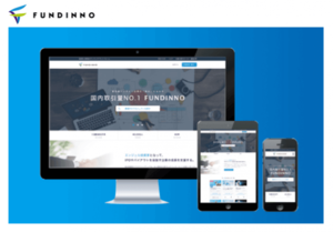 """FUNDINNO""サービスサイト刷新! ~UI・UXの改善を実施~"