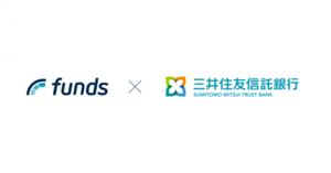 貸付投資の「Funds」が三井住友信託銀行と同行顧客の紹介を目的とした業務提携を締結