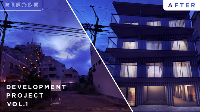 FANTAS funding、初のマンション開発ファンドを組成、業界初の開発動画配信で新しい投資体験を