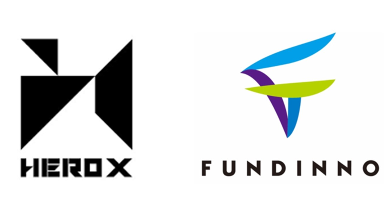 HERO XとFUNDINNOが業務連携を開始