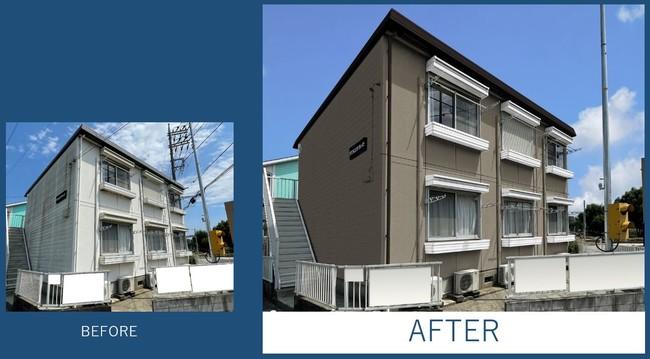 不動産クラウドファンディングの「ASSECLI(アセクリ)」にて、郊外アパートの再生を目指す「神奈川県秦野市#8ファンド」の出資募集を開始します。
